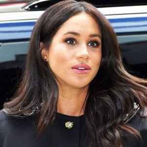 """Meghan pissed about Queen not allowing her use """"Royal"""" anymore, as she feels it shouldn't be an issue"""