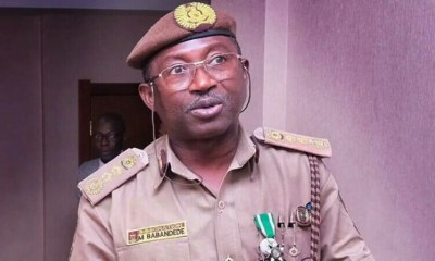 Breaking: Immigration DG, Babandede confirms positive status for COVID-19