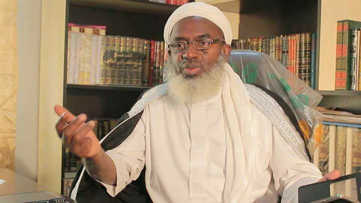 Sheikh Gumi justifies banditry, says they want justice, equity and sense of belonging