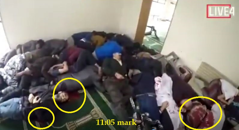 The Christchurch mosqueshooting video banned by New