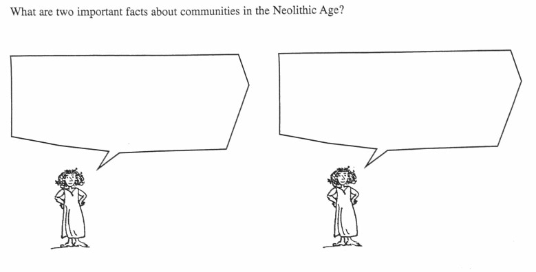 Lesson Five: Mesolithic and Neolithic Eras