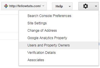Users property owners