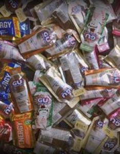 My supply of gels also  comparison the best energy fellrnr running tips rh