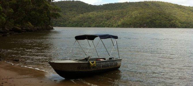 Boat Tour In Berowra