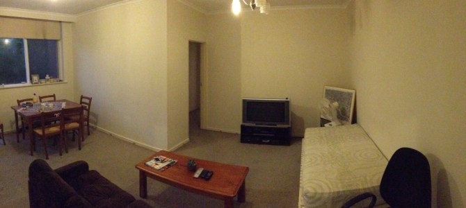 Our Flat In St. Kilda
