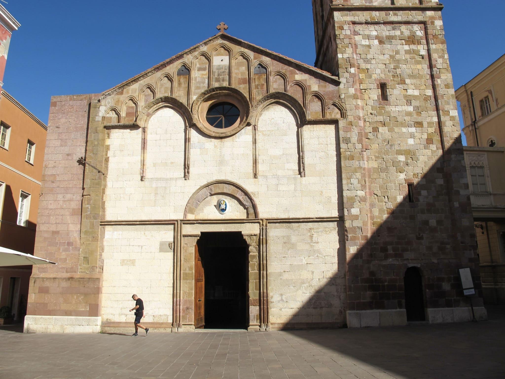 Iglesias - Cathédrale de Santa Chiara