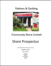 F&GCS Share Prospectus