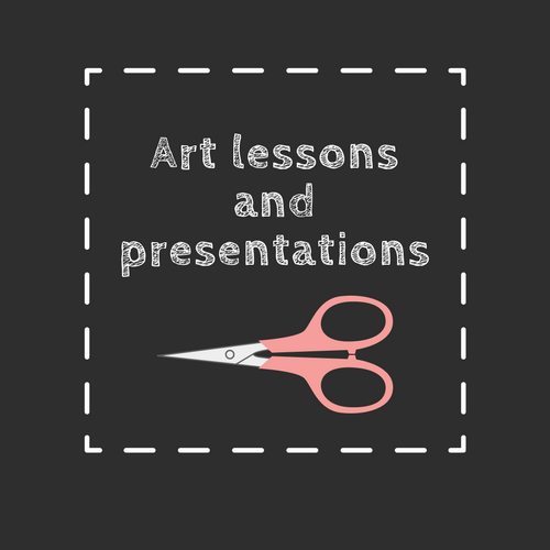 art lessons and presentations