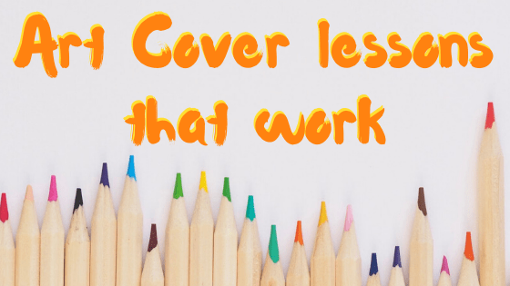 art cover lessons that work