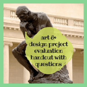 art project equalisation questions