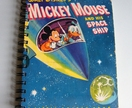 Rebound journal: Mickey Mouse and his Space Ship
