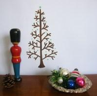 Wall decal: Christmas tree
