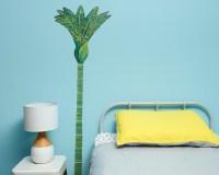Nikau Palm tree wall decal  Large
