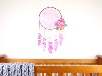 Dreamcatcher wall decal  large | Felt