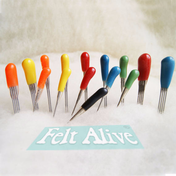 Felting Needle Studio Pack