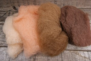 Needle Felting Wool