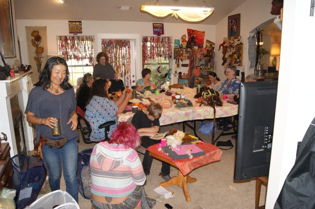 felt alive needle felting workshops