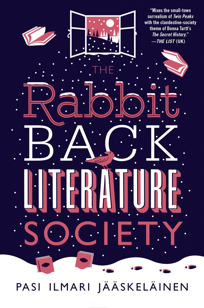 The Rabbit Back Literature Society U.S. cover