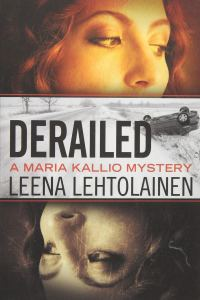 Derailed book cover