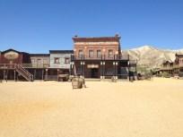 El pueblo del desierto