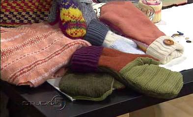 sweatermitten
