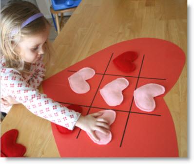 Edible Valentine Crafts