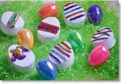sparkle eggs