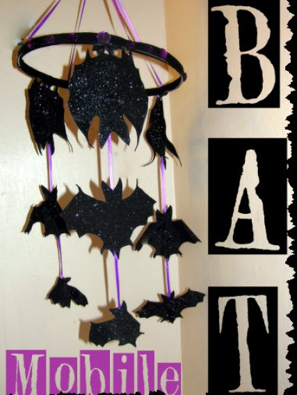 Halloween Bat Mobile,