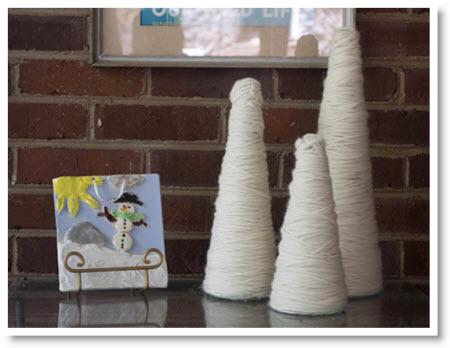 yarn trees