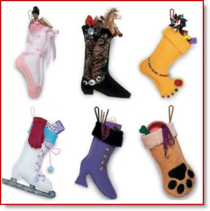Diy 20 Easy To Make Christmas Stockings Felting