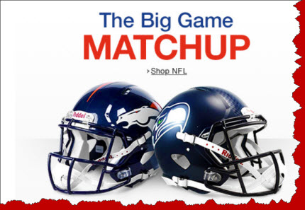 Denver Broncos and Seattle Seahawks