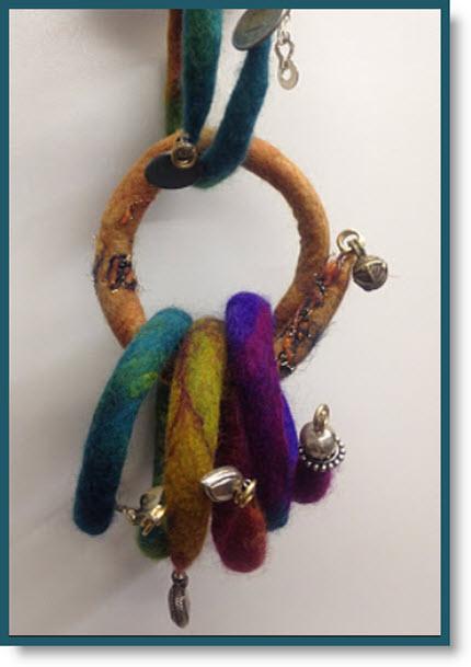 Flexible Felt Bracelets