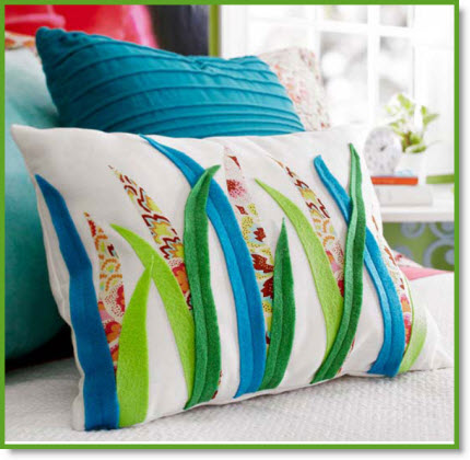 recreate pillows
