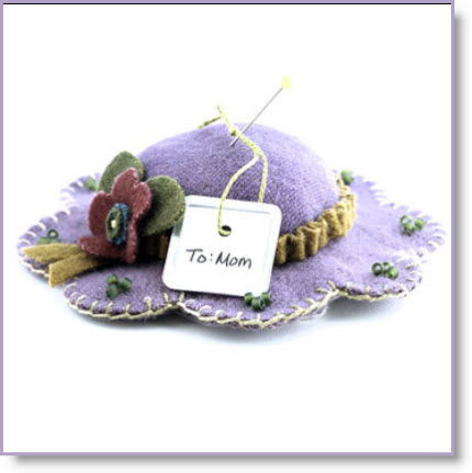 pincushion for Mom