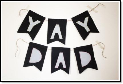 Yay Dad