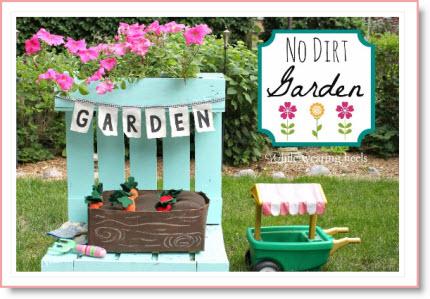no dirt garden