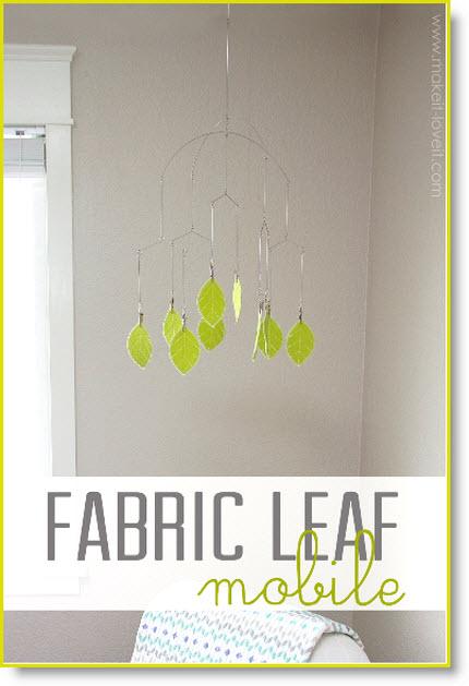 leaf mobil