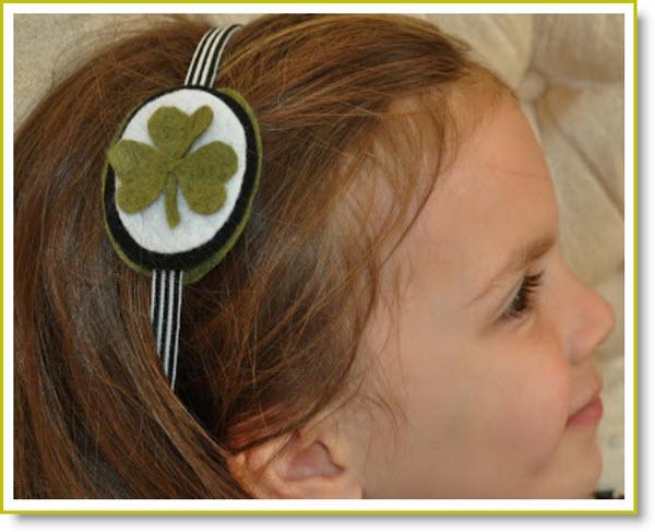Shamrock Headband