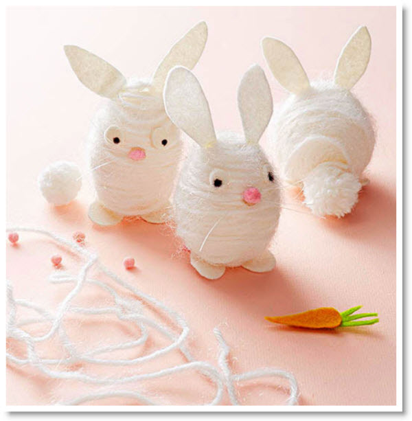 Easter craft for kids of all ages felting for Crafts for all ages