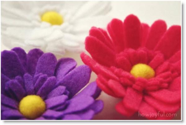 felt flowers2