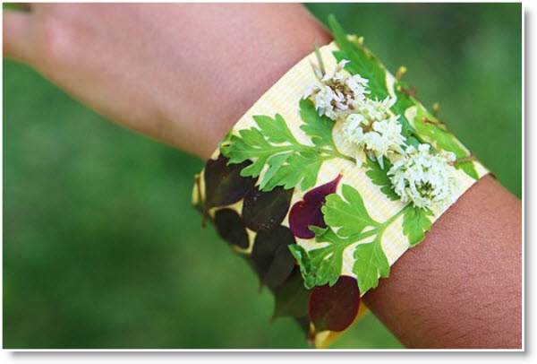 nature walk braclet