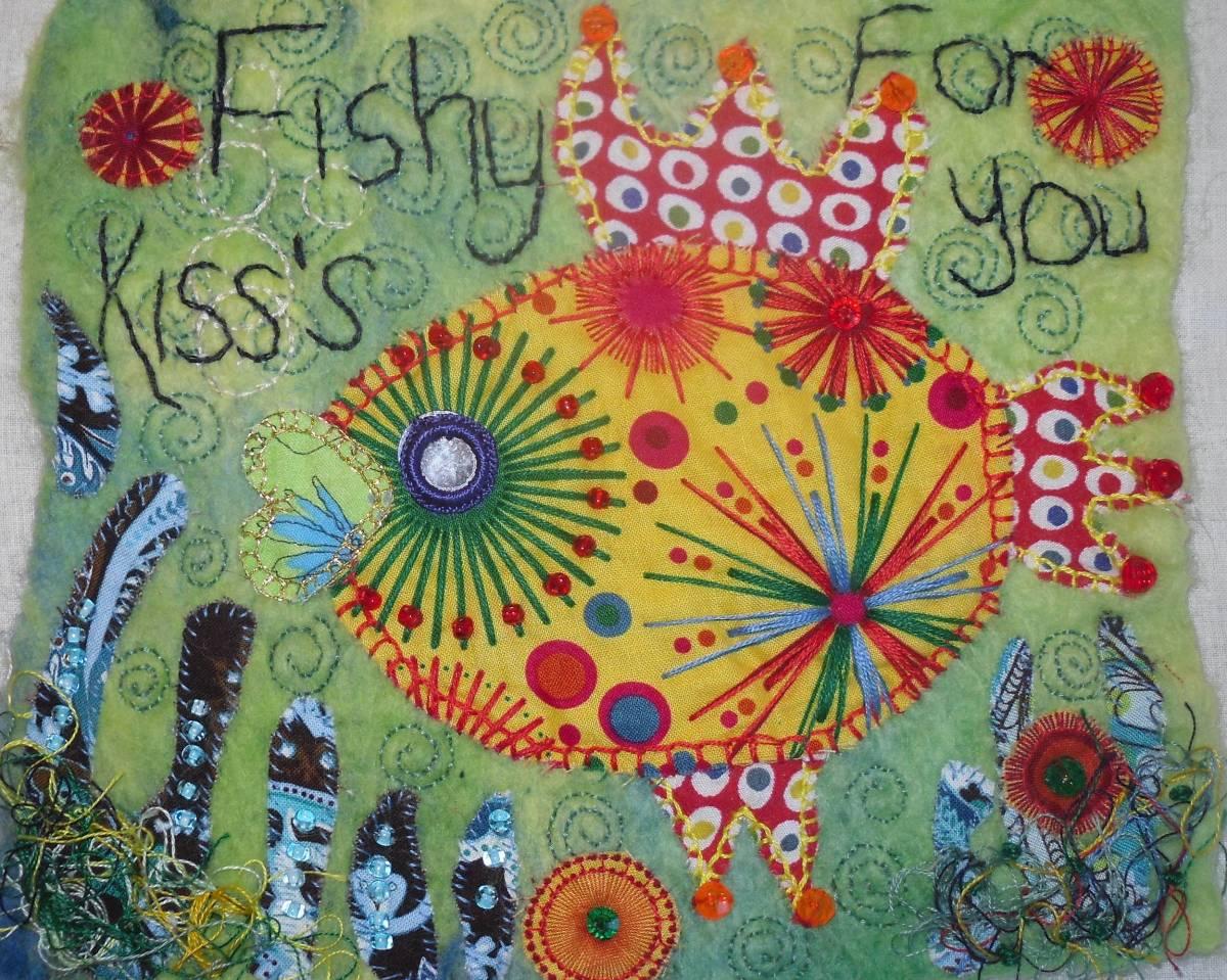 Fishy Kisses
