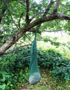 wool hanging
