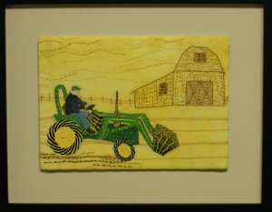 Kantha Tractor