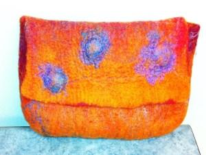 orange bag finished uncut