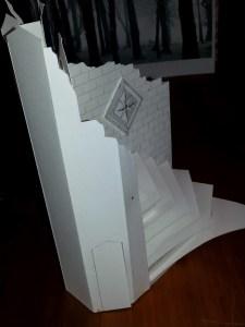 Side door tower