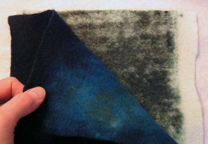 Two Layers of Felt