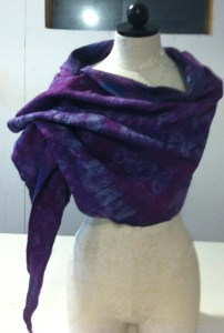 triangle scarf finished 2