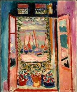 Matisse: Open Window, Wikipedia