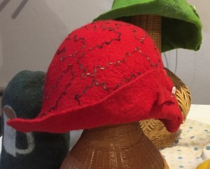Red hat reshaped 4